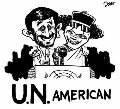 Post Thumbnail of Las Naciones Unidas: ¿Bendición o Maldición?
