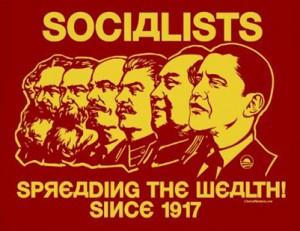 redistribucion comunista