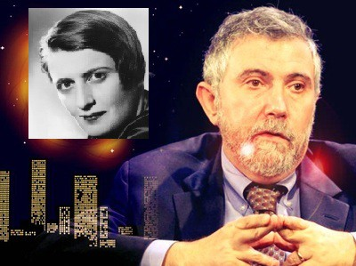 Post Thumbnail of Paul Krugman y Ayn Rand