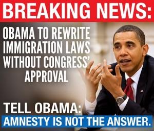 Obama inmigracion constitucion
