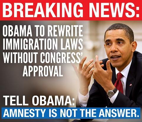 Post Thumbnail of Obama, inmigración, y la Constitución