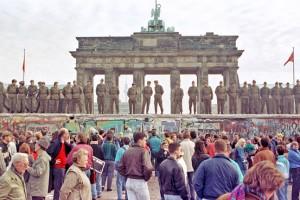 camino muro de berlin