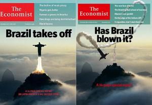 Brasil despega y lo fastidia