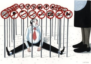 cadenas paternalismo