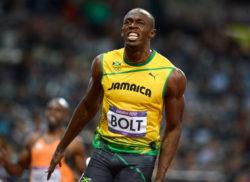 Ambición Usain Bolt